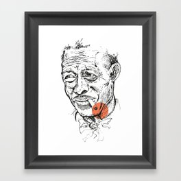 Son House - Get your clap! Framed Art Print