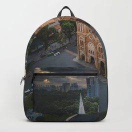 Notre-Dame Cathedral Basilica of Saigon Backpack