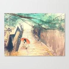 SAMIDARE Canvas Print