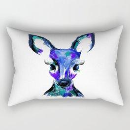Little Bambi Rectangular Pillow
