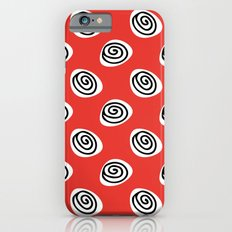 african curls iPhone 6s Slim Case