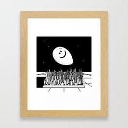 Stupid Suicide Framed Art Print