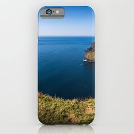Cliffs of Moher, Ireland iPhone Case