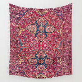 Bakhtiari West Persian Rug Print Wall Tapestry