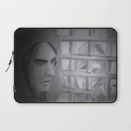 Melkor and Mairon (The seventh seal) Laptop Sleeve