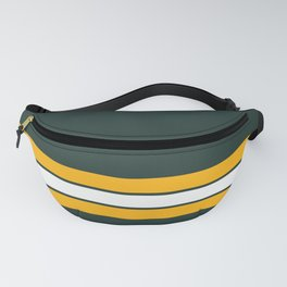 Green bay graphic Fanny Pack