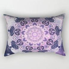 FREE YOUR MIND MANDALA Rectangular Pillow