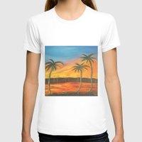 desert T-shirts featuring Desert by ArtSchool