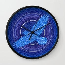 Aquila- the Eagle Constellation Wall Clock