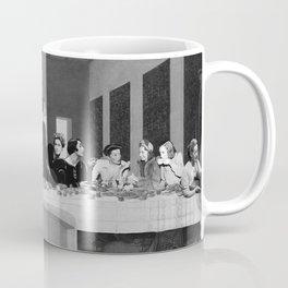 The Sapphic Supper Coffee Mug