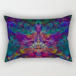 Inner Trip Rectangular Pillow
