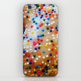 Sprinkles and Donuts iPhone Skin