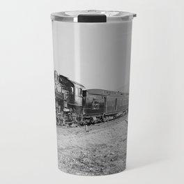 Deluxe Overland Limited Passenger Train Travel Mug