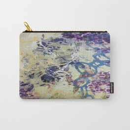 Hinged Carry-All Pouch