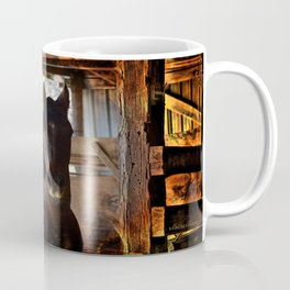 Fire Horse Coffee Mug