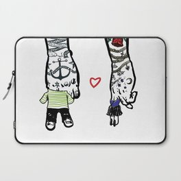 Inkling of Love  Laptop Sleeve