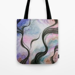 The Fleeting Demonic Fantasy Tote Bag