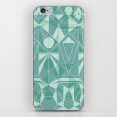 Nordic Combination 34 iPhone & iPod Skin