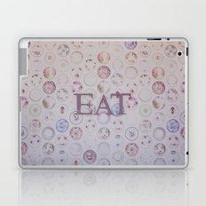 Eat Laptop & iPad Skin