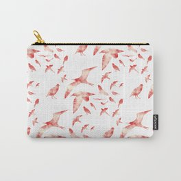 Suriani Pattern Carry-All Pouch