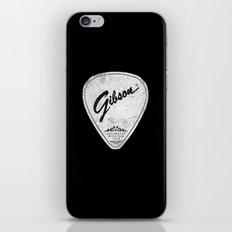 Legendary Guitar Pick Version 02 iPhone & iPod Skin