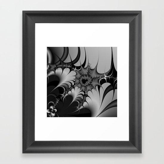 Inside the Dream Framed Art Print