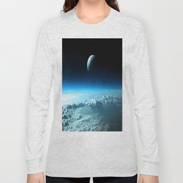 Outter Earth Long Sleeve T-shirt
