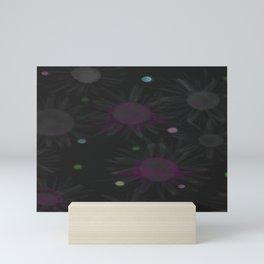 Ka Hāʻukeʻuke & Ka Wana. Mini Art Print