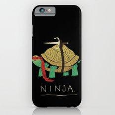 ninja - red iPhone 6s Slim Case