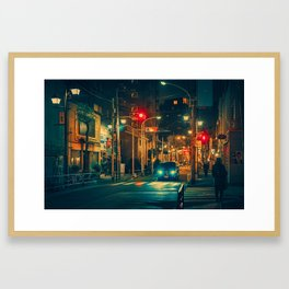 Untitled/ Anthony Presley Photo Print Framed Art Print