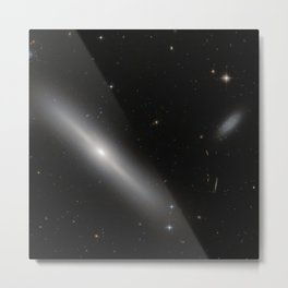 Hubble Space Telescope - Busy bees / NGC 5308 Metal Print