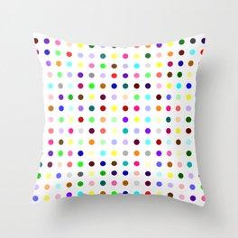Clobazam Throw Pillow