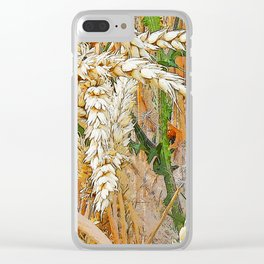 Where's the ladybug? Clear iPhone Case