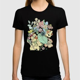 Muted In Bloom T-shirt