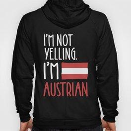 I'm Austrian Hoody