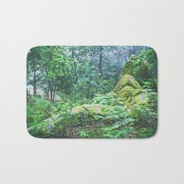 The Nature's green Bath Mat
