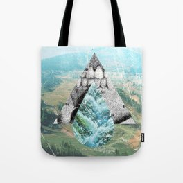 With Teeth Tote Bag