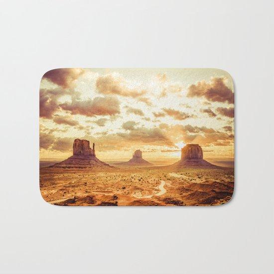 Monument Valley Navajo Tribal Park Arizona Bath Mat