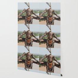 Karo Tribeswoman IV Wallpaper