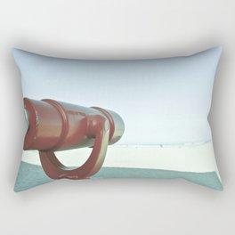 BEACHY SPYGLASS Rectangular Pillow