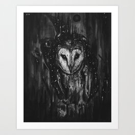 The Unrequited Art Print
