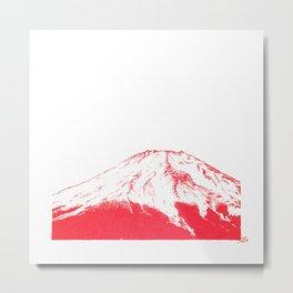 Nº 5 Summit Metal Print