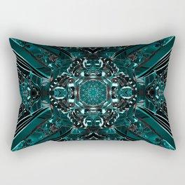 Quantum Ribbon Portal Rectangular Pillow