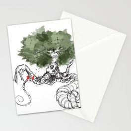 Evolve - Human Nature Stationery Cards