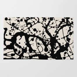 Cheers to Pollock Rug