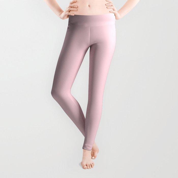 pretty peach pink Leggings