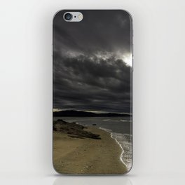Slithers of light iPhone Skin