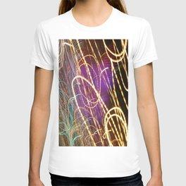 Lighting effects T-shirt