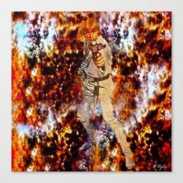 Luke Skywalker  Canvas Print