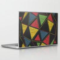 deadmau5 Laptop & iPad Skins featuring Techno by Sitchko Igor